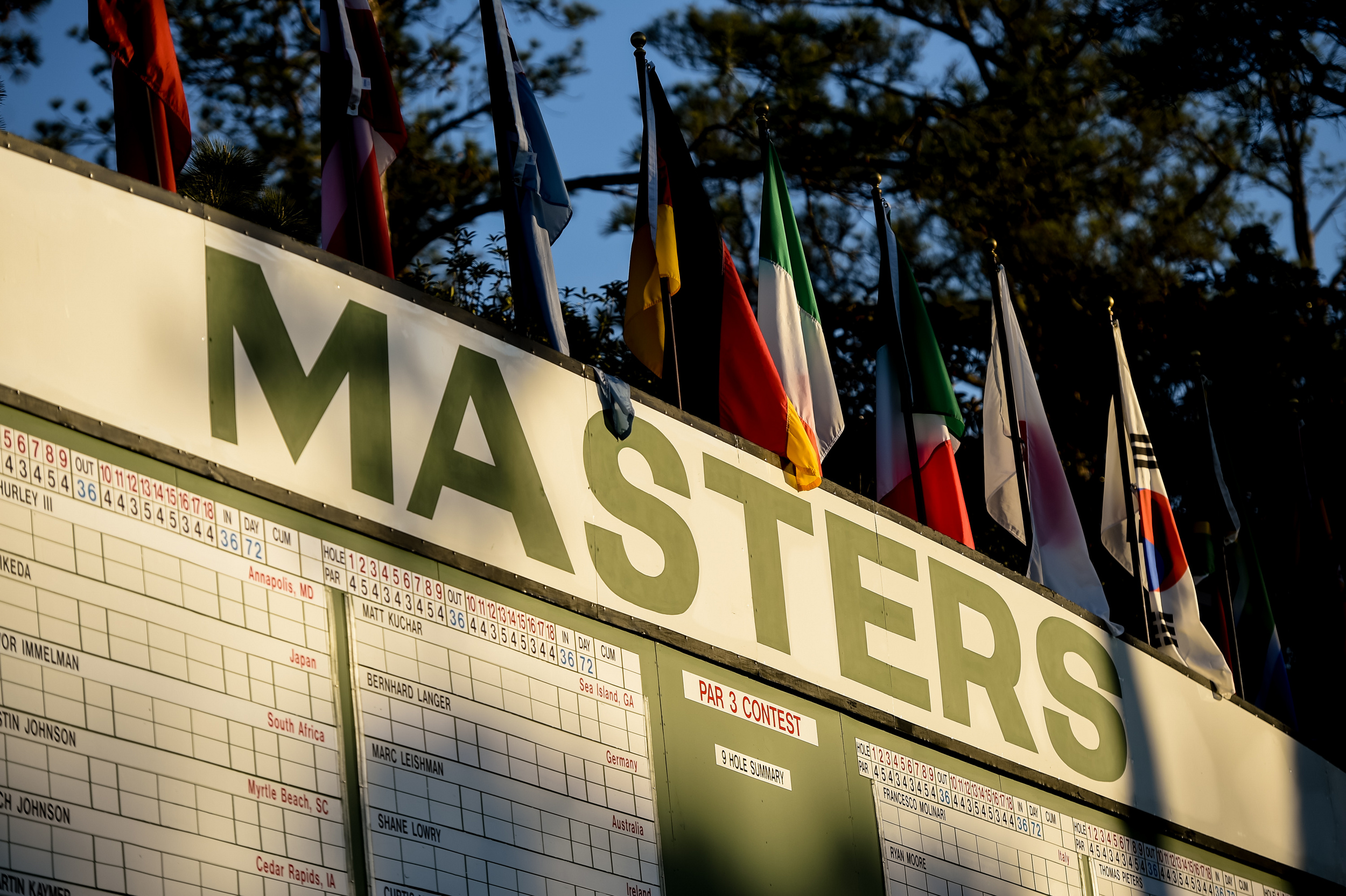 Graeme Mcdowell Collin Morikawa Among Four Joining 2020 Masters Field 2021 Masters