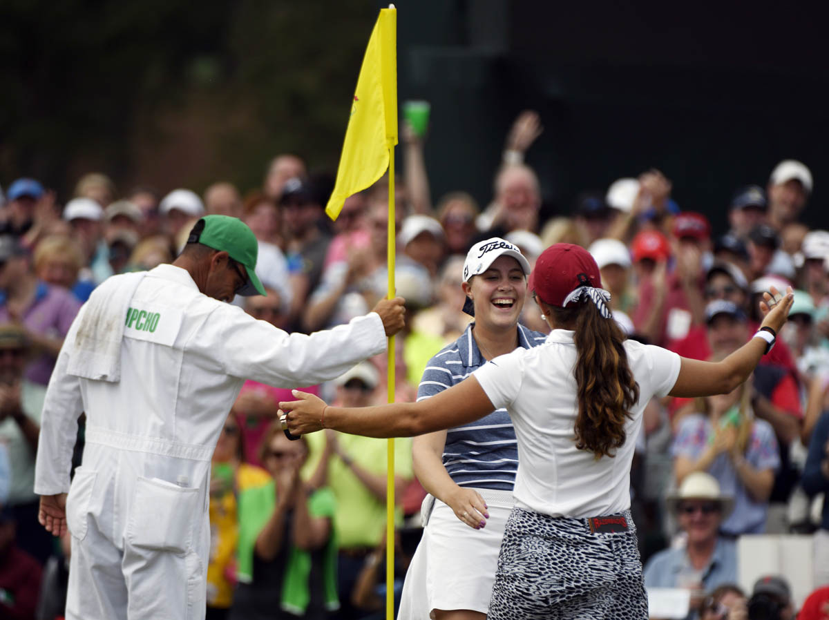 Strong Field Set For 2021 Augusta National Women S Amateur 2021 Masters
