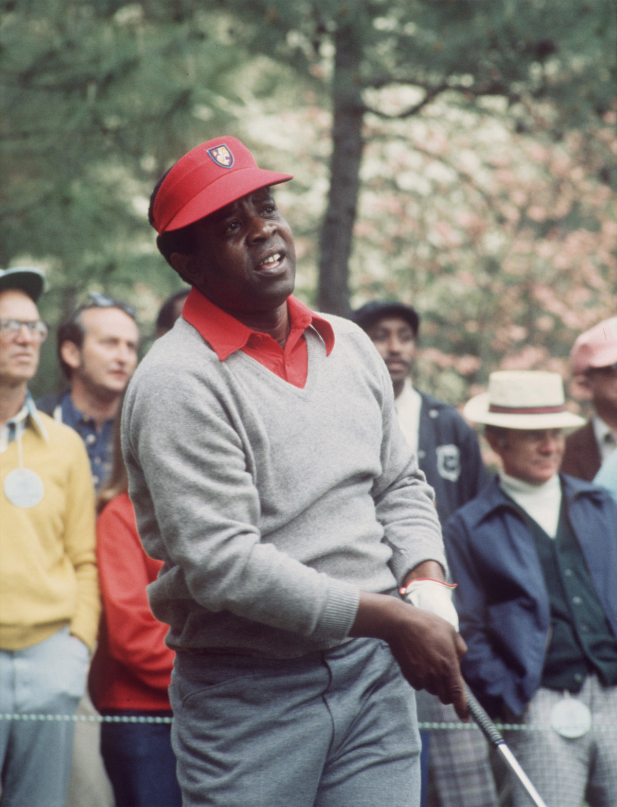 Lee Elder To Join Honorary Starters At 2021 Masters Augusta Announces Hbcu Scholarships In His Name 2021 Masters