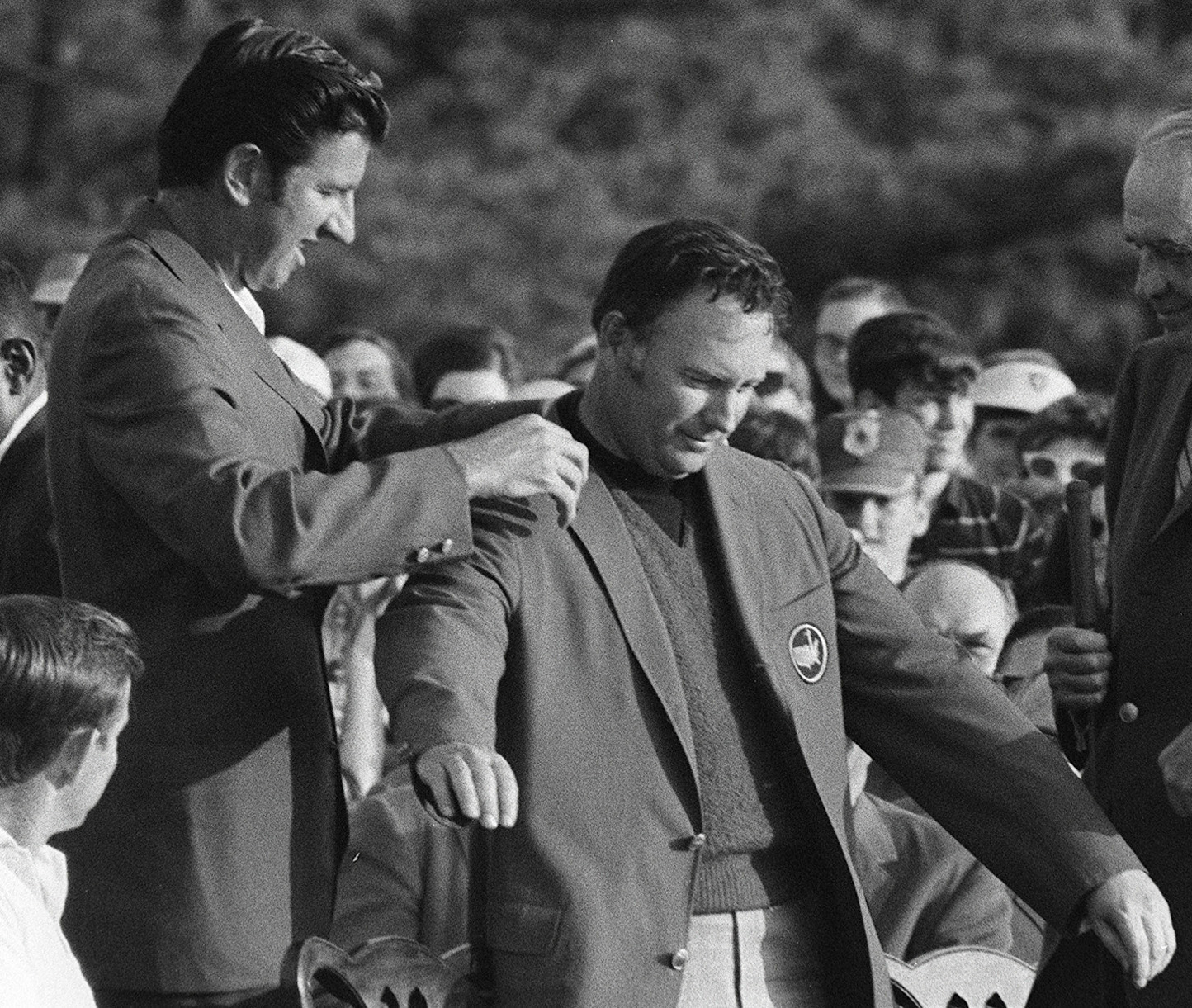 Billy Casper's 1970 Masters win