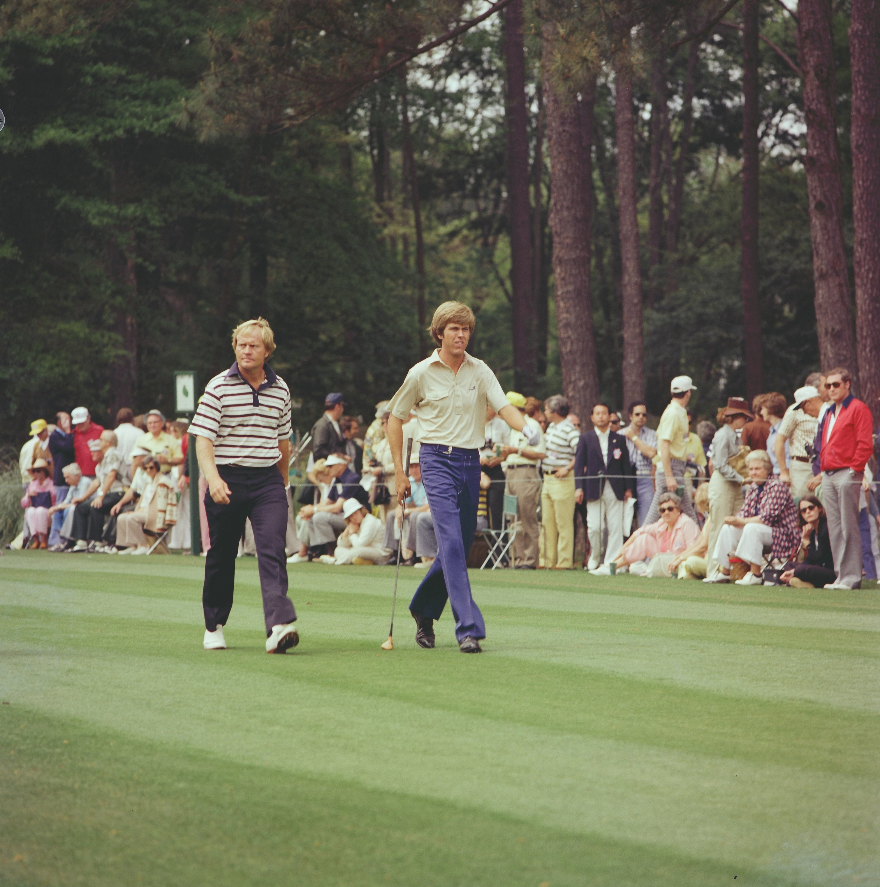 Masters Chairman Fred Ridley: A pro off the course