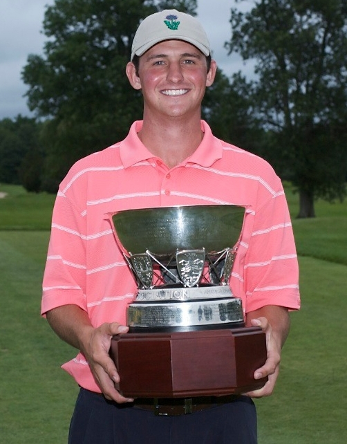 Mid-Amateur champ and firefighter Matt Parziale set to tee it up