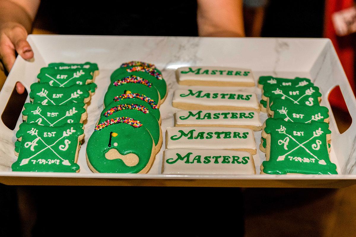 Baby Azalea extends Masters theme in Sergio Garcia's life