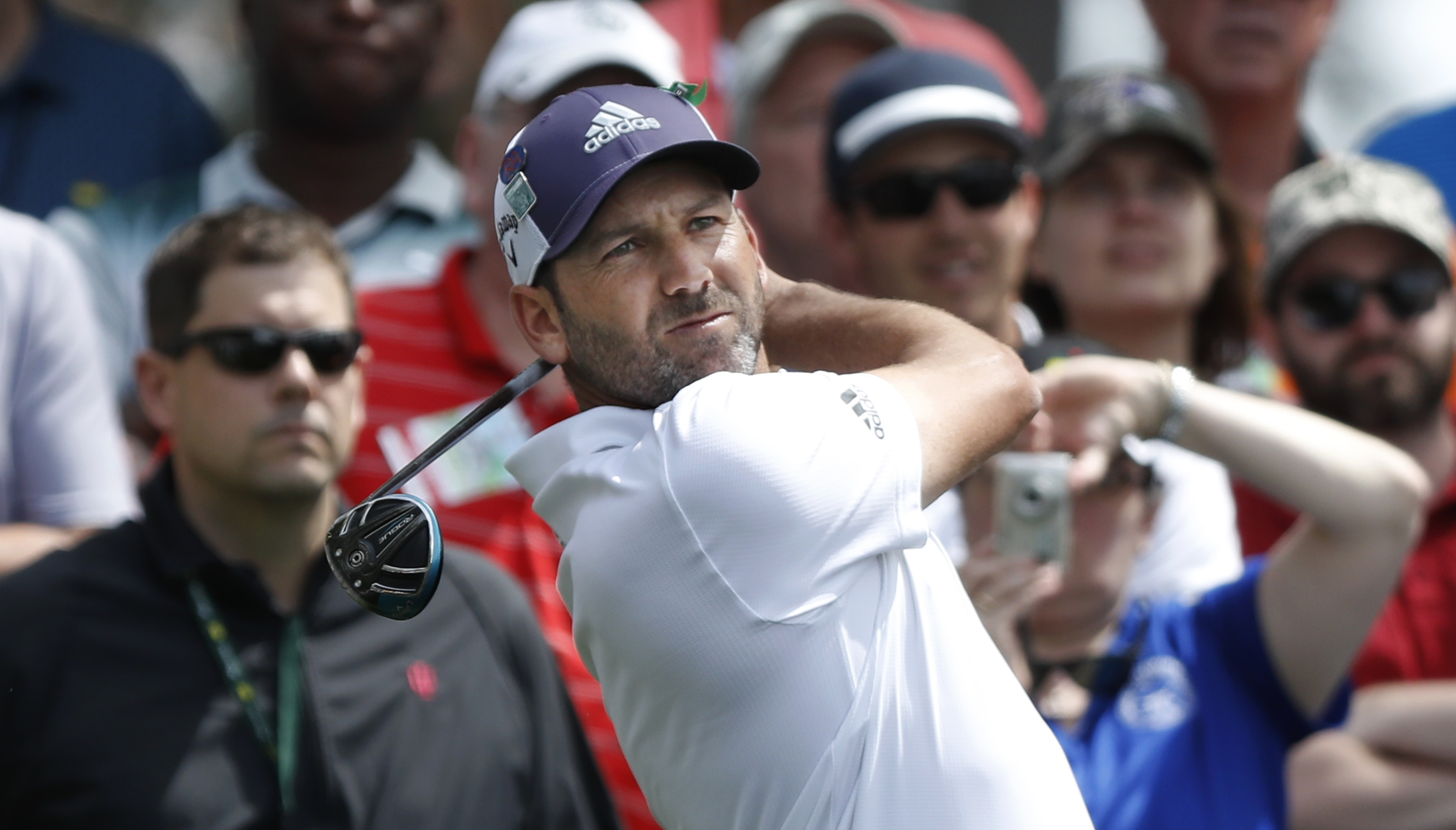 Sergio Garcia prepares to host Champions Dinner at Augusta National