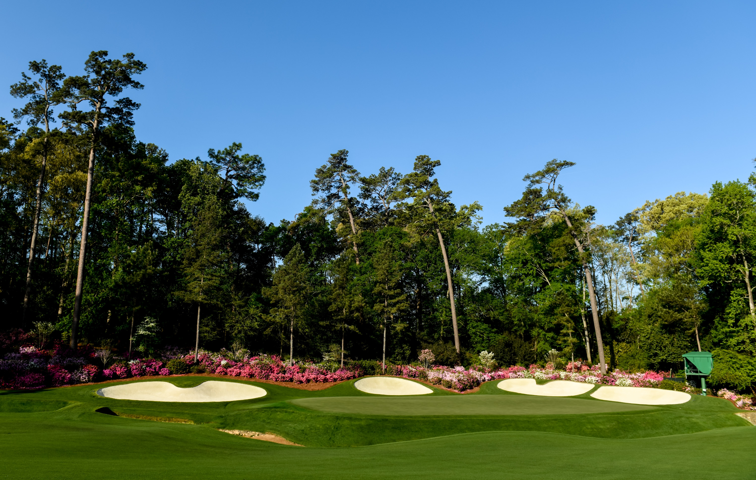 No. 13's challenge has faded in recent years at Augusta National