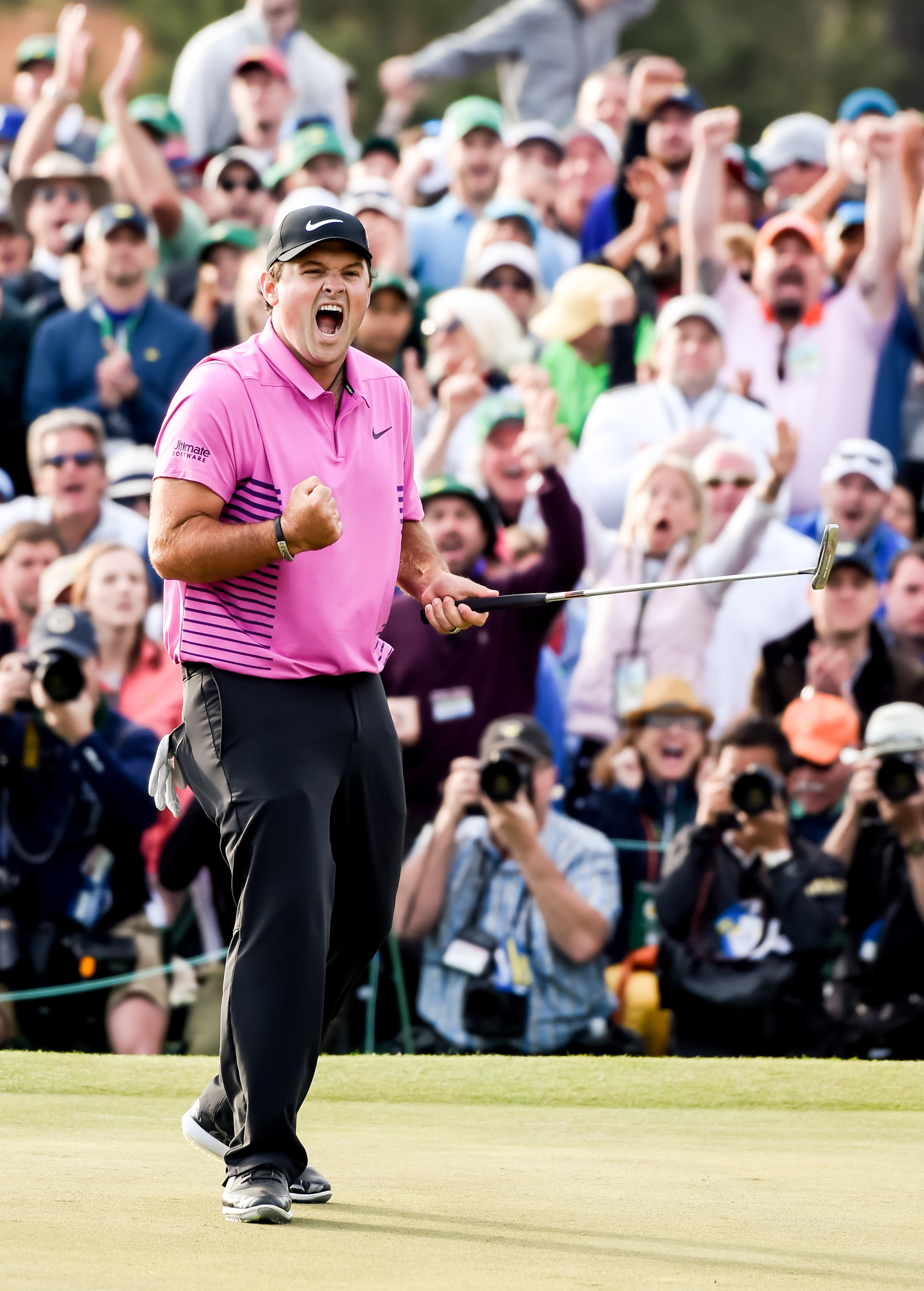 Former Augusta State star Patrick Reed bests challengers to win Masters, first major