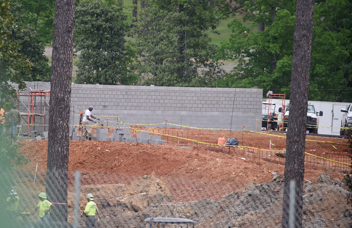 Landscaping planned for Augusta National border area along Old Berckmans Road