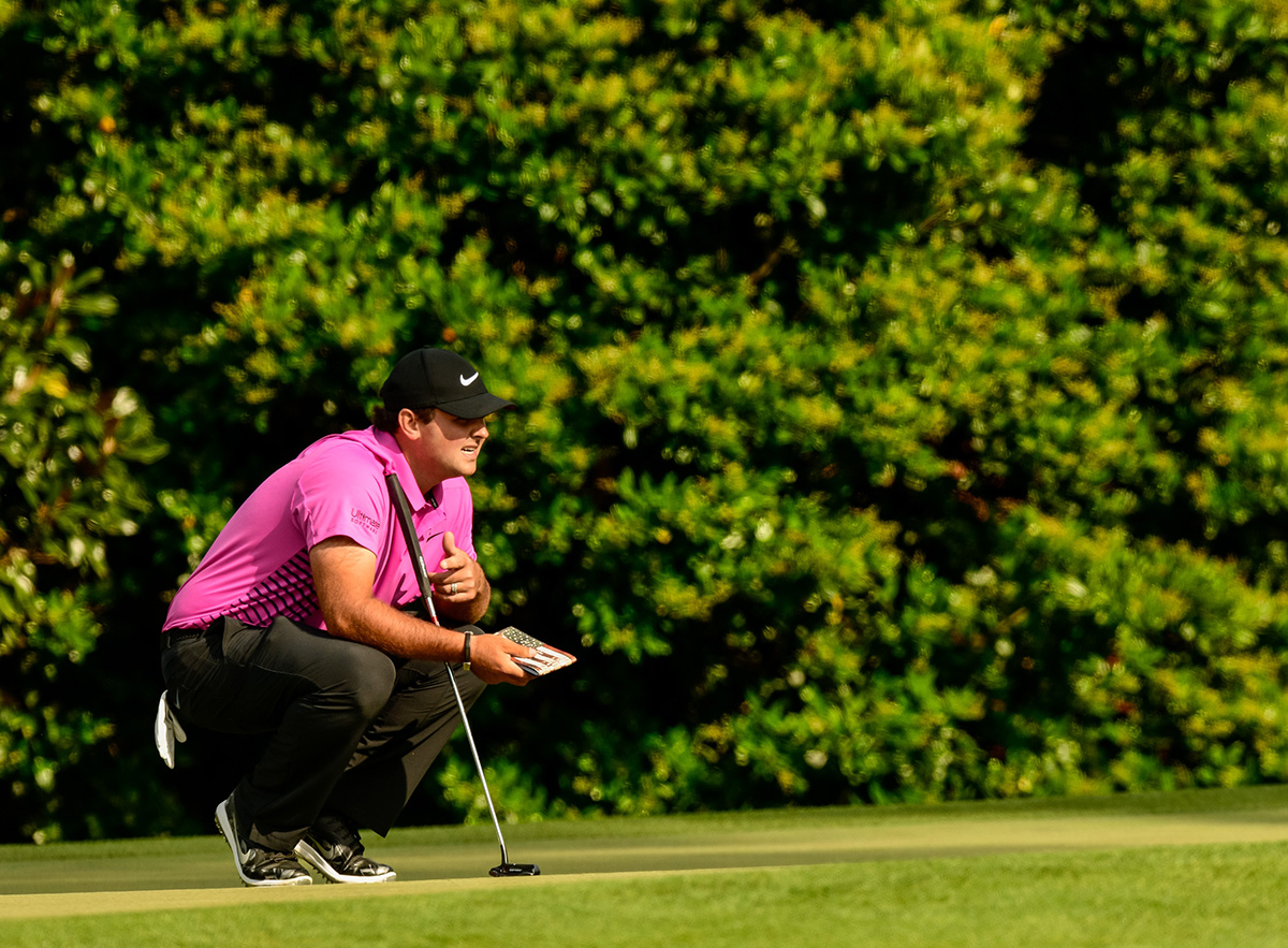 Patrick Reed Found Success With Team S Help 2021 Masters