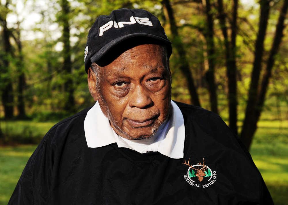 Pioneer golfer Pete Brown finally makes it to Augusta