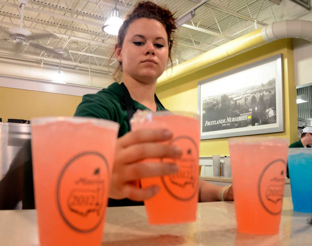 Concession price increases go unnoticed by Masters patrons