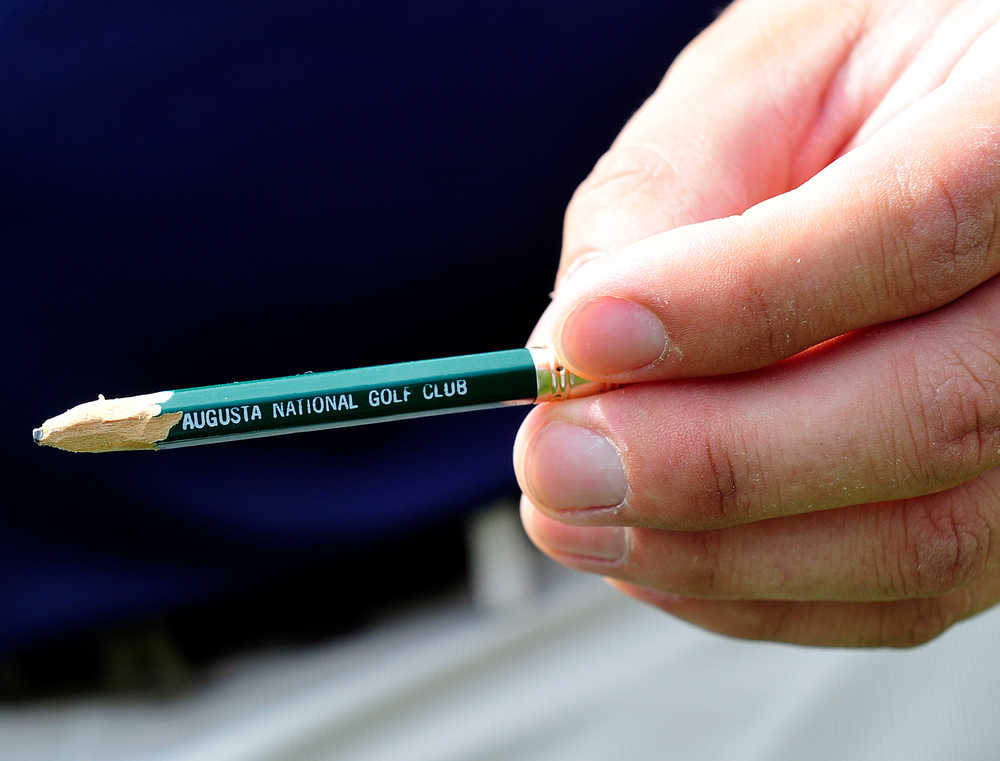 scott stallings to use lucky pencil from augusta national 2021 masters