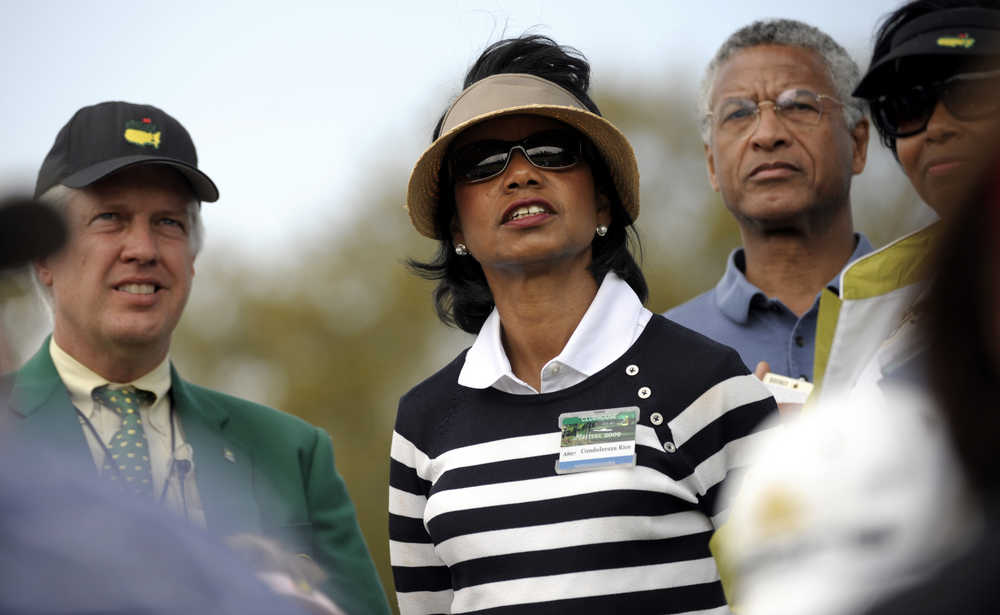 Augusta National admits 2 women members