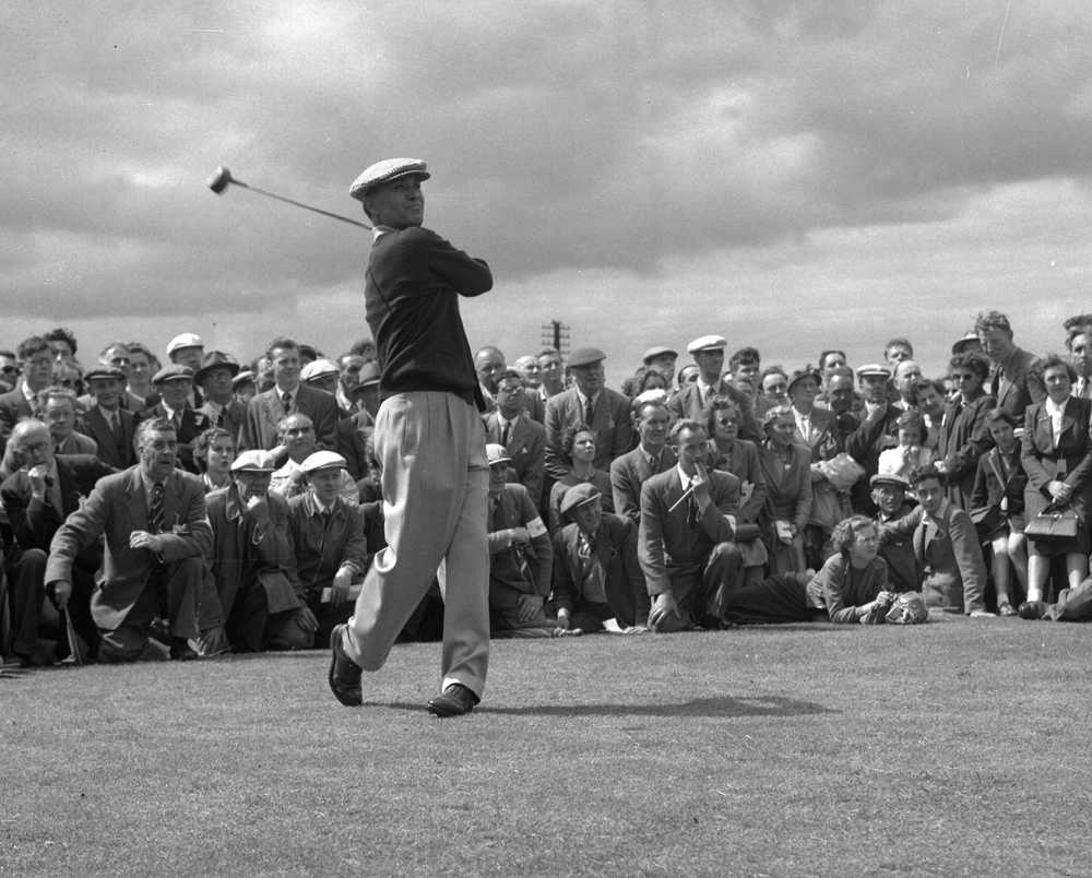 Year of failures led up to Ben Hogan's Triple Crown in 1953