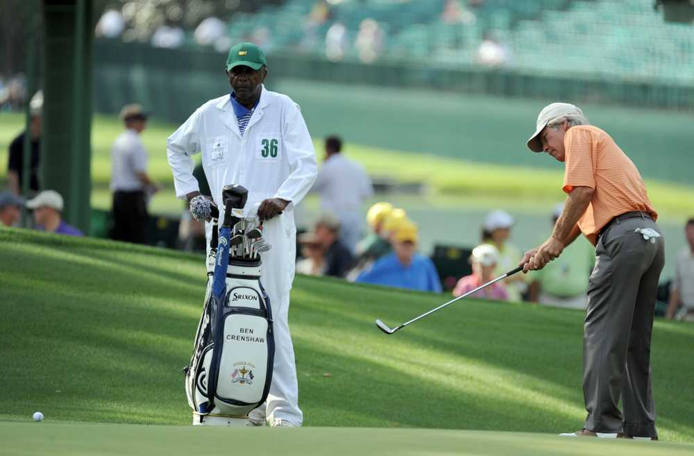 Yardage Book: Authors rewrote game