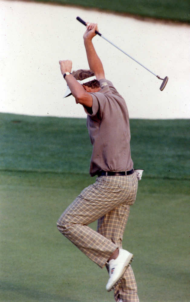 Sandy Lyle's 1988 bunker heroics endure