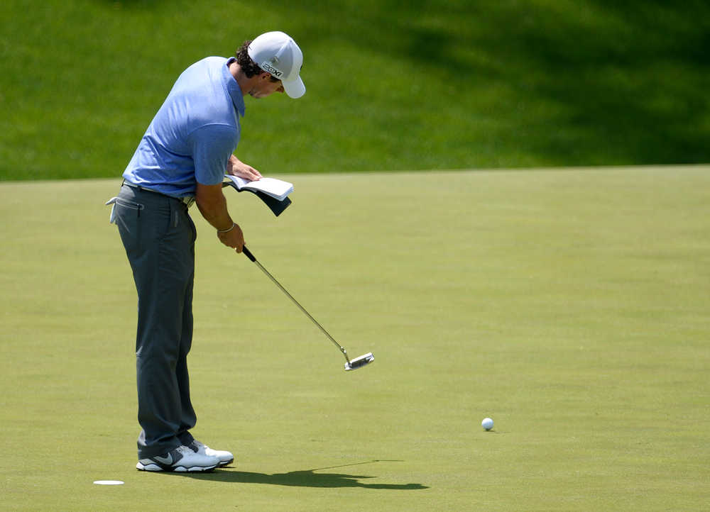 Rory McIlroy says struggles with new clubs are over