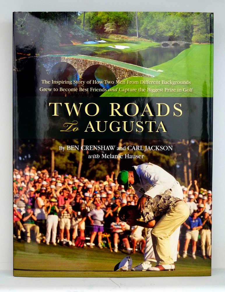 Book recounts Crenshaw, Jackson's Masters partnership