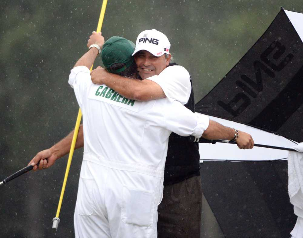 Climax of 2013 Masters brought drama, sportsmanship