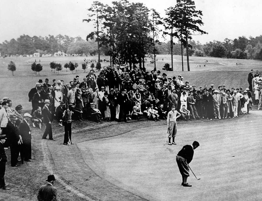 A look at how The Masters began
