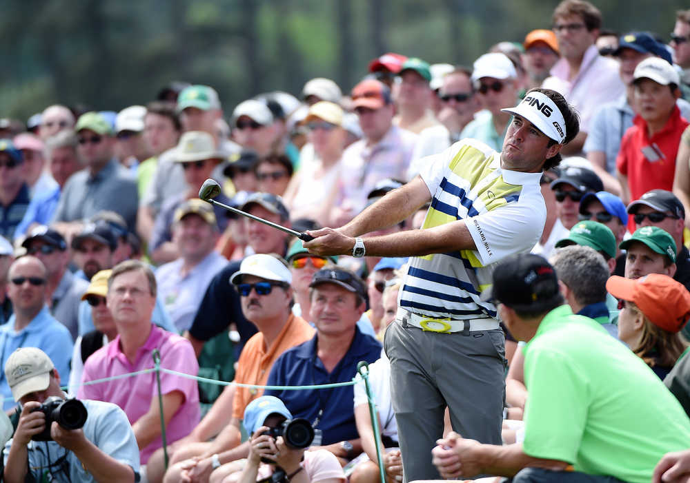 Bubba Watson storms to 3-stroke lead