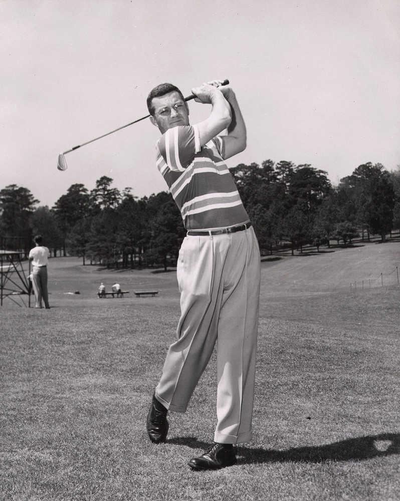 Amateurs have always been welcome in Augusta