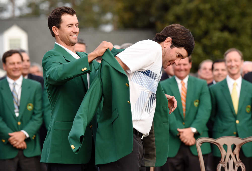 Masters Traditions: Green Jackets