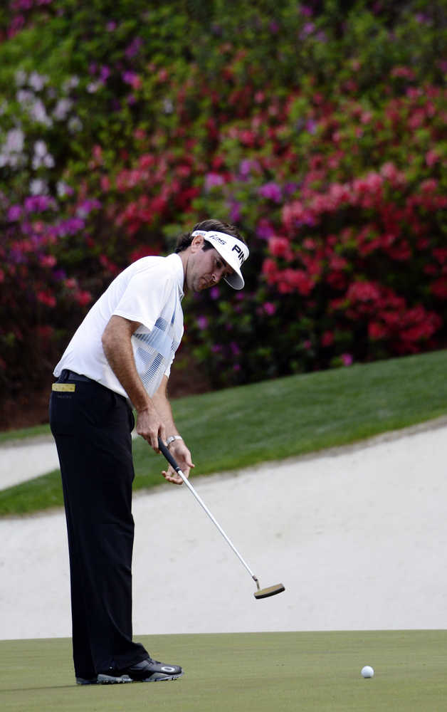 Ice storm might have helped Watson in 2014 Masters