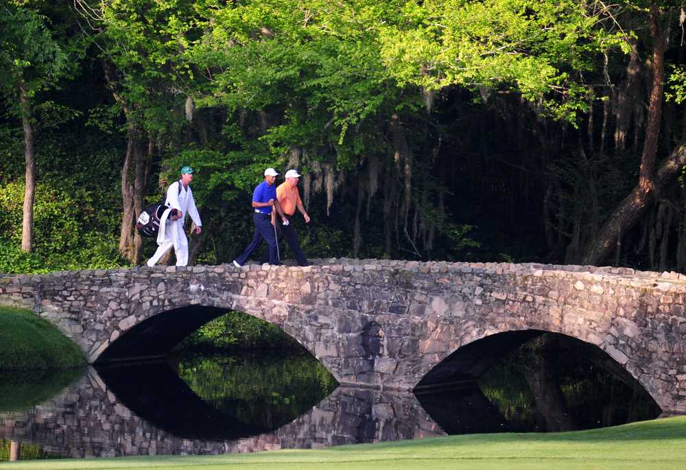Masters Traditions: Landmarks