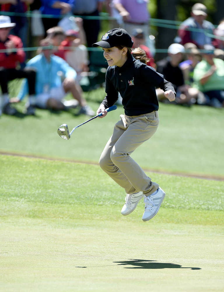 Eight overall champions crowned in second Drive, Chip and Putt National Finals