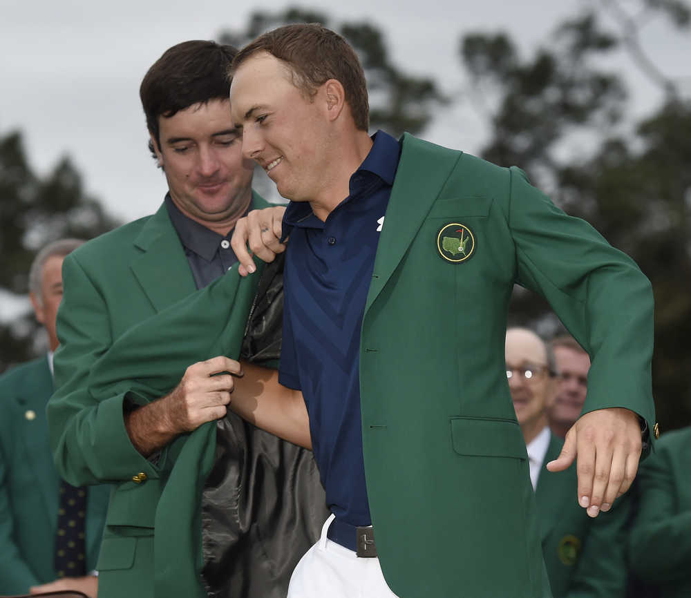 Spieth wins wire to wire, becomes second-youngest Masters champion