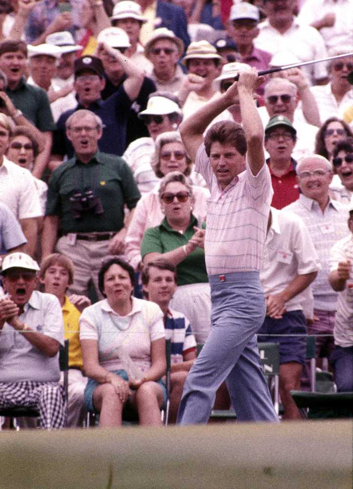 Few challenge 18-hole record set by Nick Price