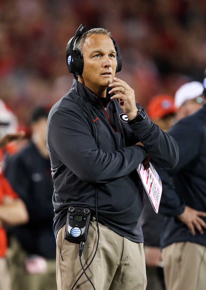 Mark Richt looks back on his time at Augusta National