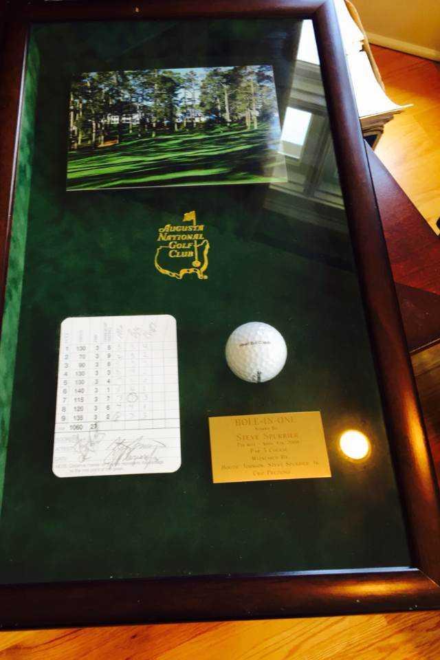 Steve Spurrier looks back on time at Augusta National