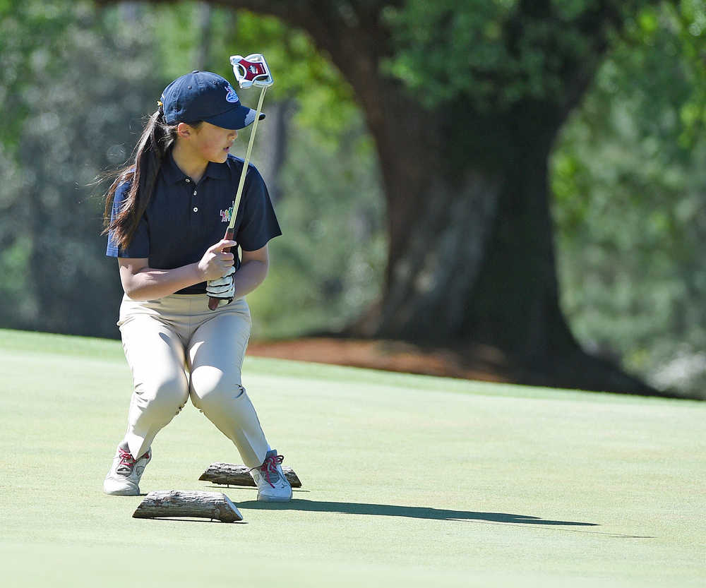 Young golfers leave with awards, memories at Drive, Chip and Putt National Finals