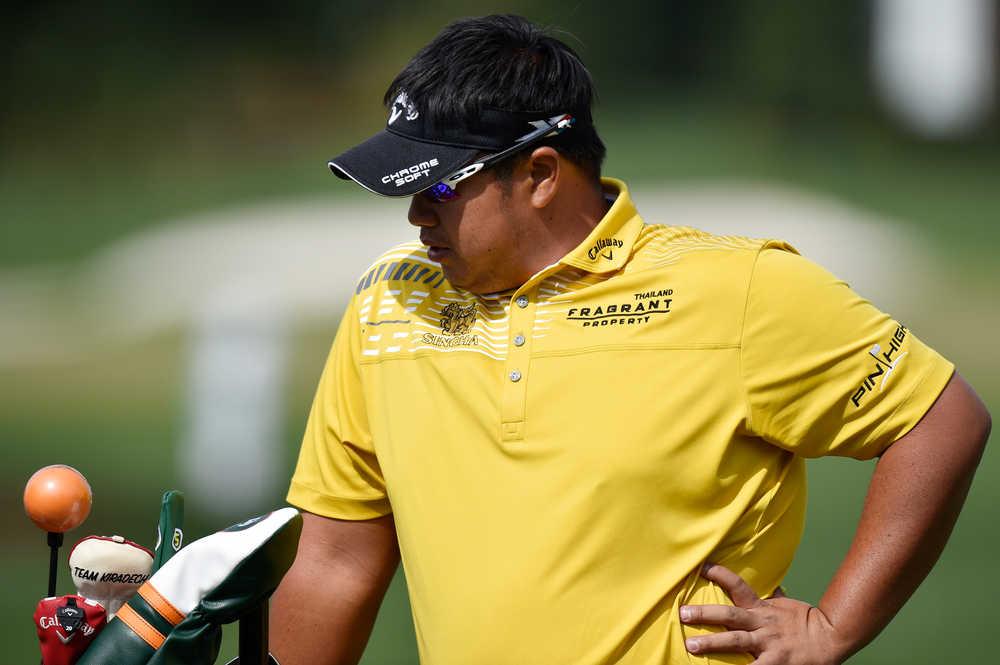 Thai rookie Kiradech Aphibarnrat rides high in game, life