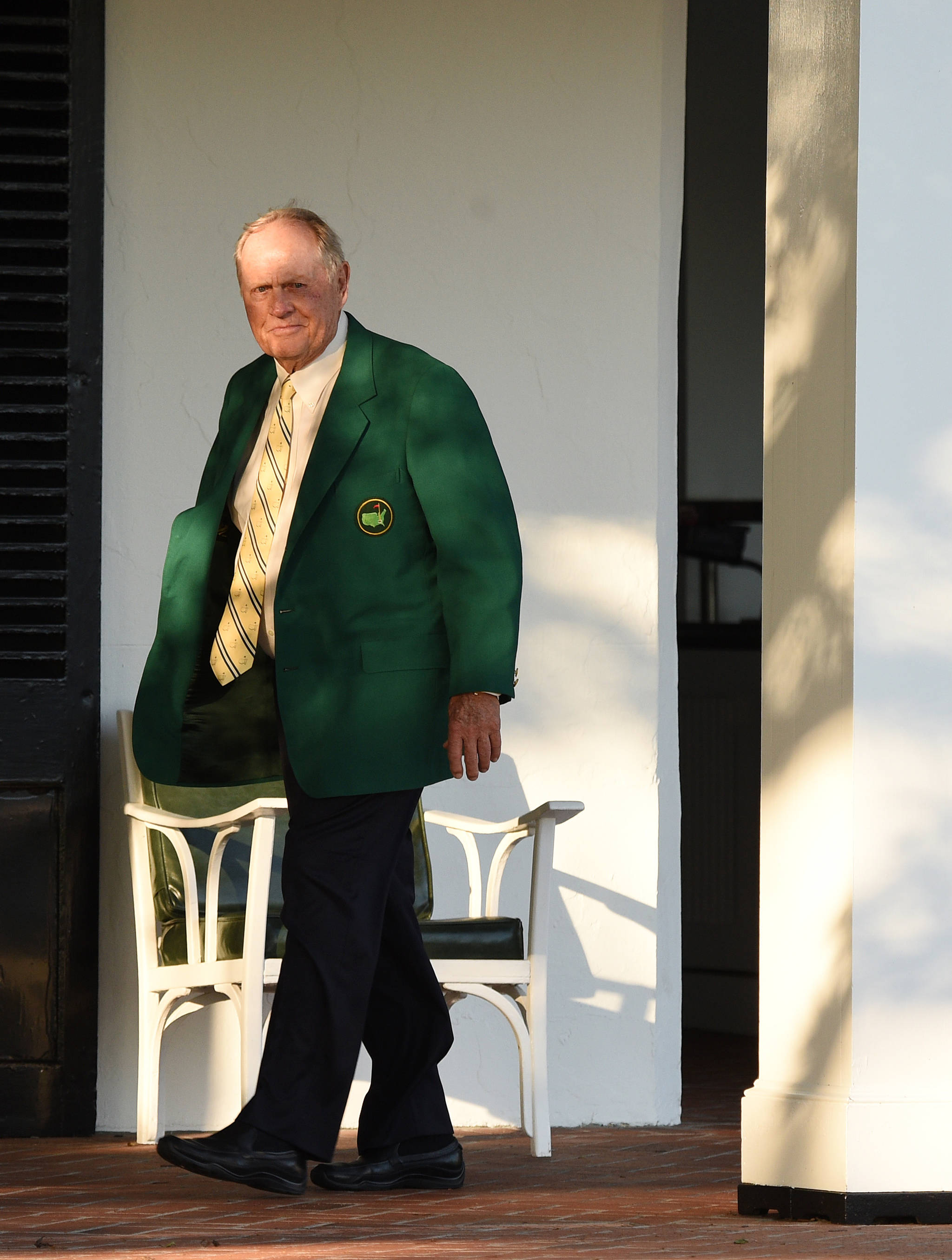 Nicklaus, Palmer were friendly rivals