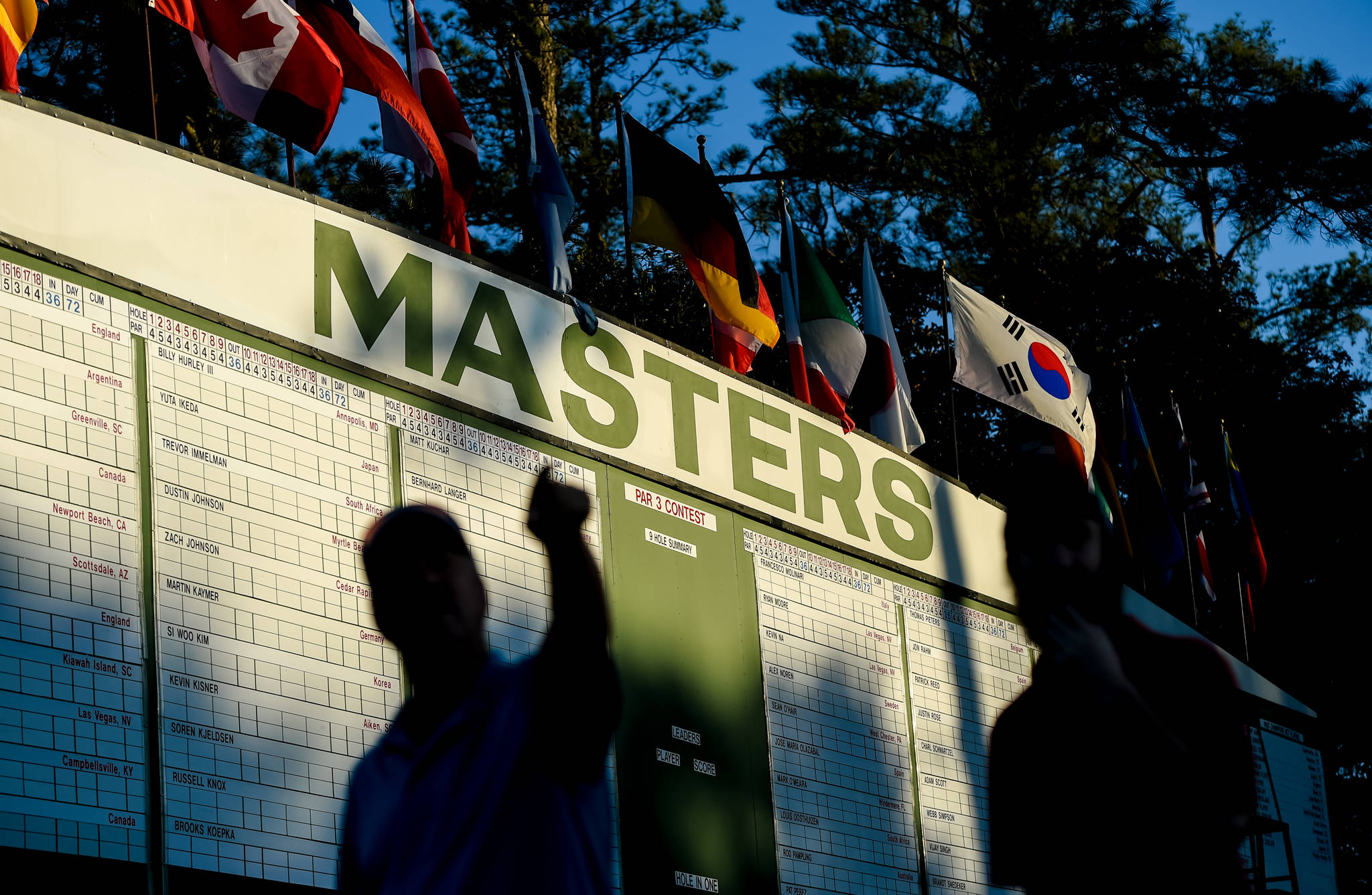 Possible course changes could be topic of Augusta National chairman's annual news conference