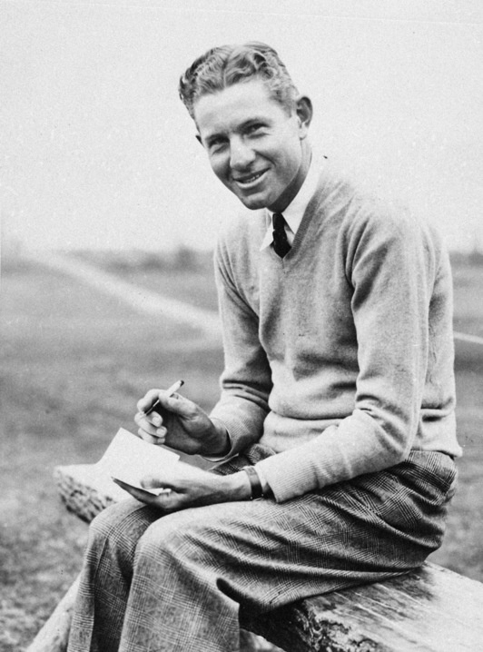 1934: Horton Smith wins first Masters Tournament