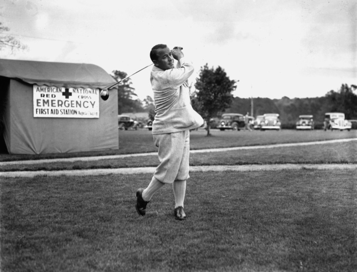 1935: Sarazen's double eagle makes history in second Masters