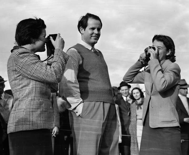 1939: Ralph Guldahl wins Masters after consecutive second place finishes