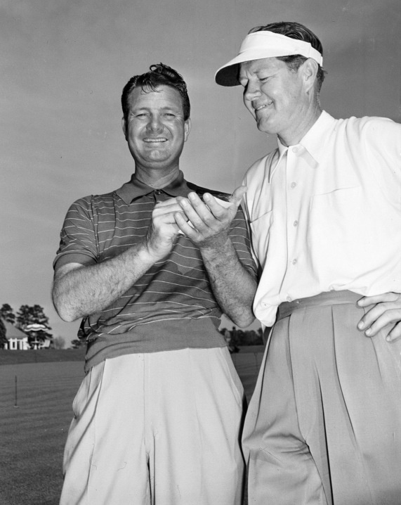 1947: Jimmy Demaret first Masters winner with four sub-par rounds