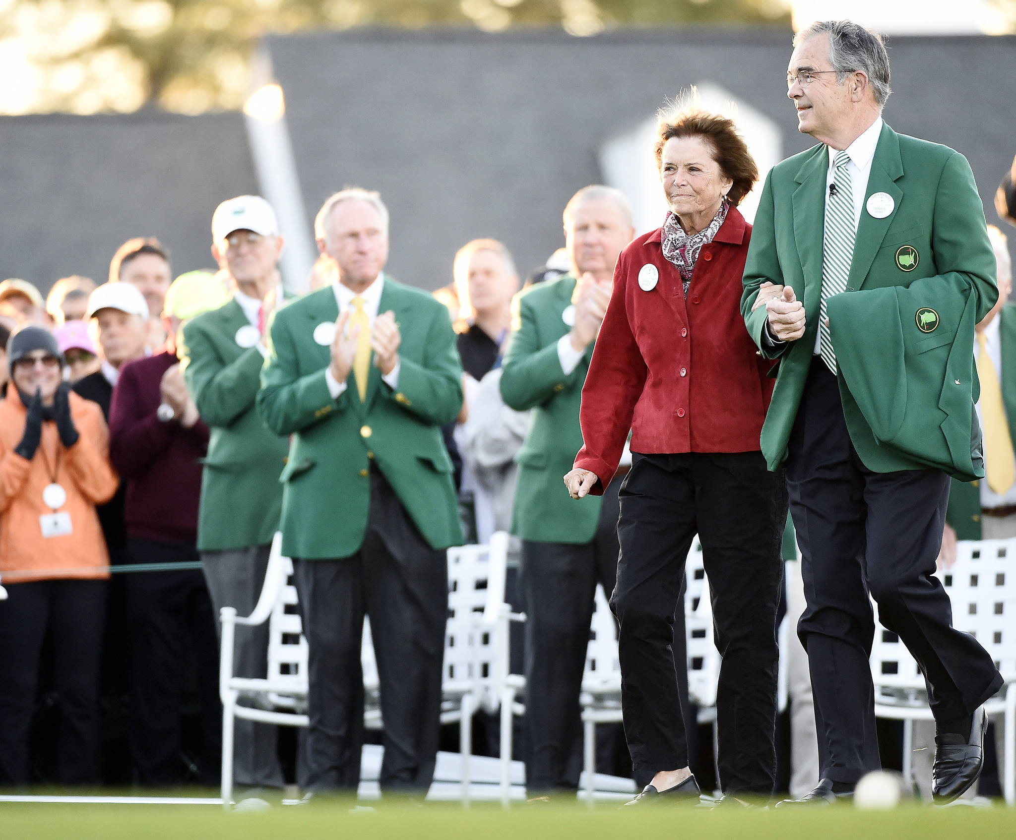 Palmer's legacy remembered during Honorary Starter ceremony