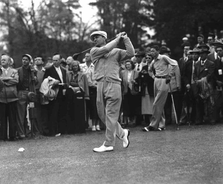 1951: Hogan takes conservative route to Masters win