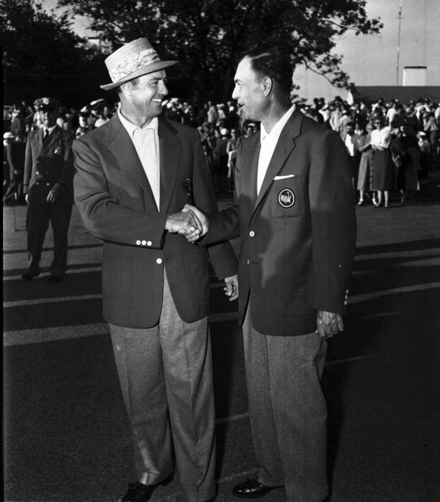 1954: Snead wins in legendary Masters battle with Hogan