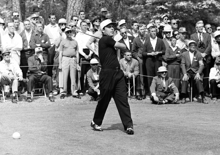 1961: Gary Player first international Masters winner