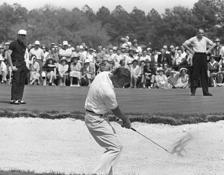 1962: Arnold Palmer avenges 1961 Masters loss