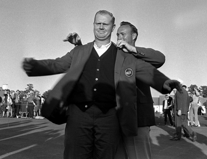 1963: Jack Nicklaus wins second pro Masters
