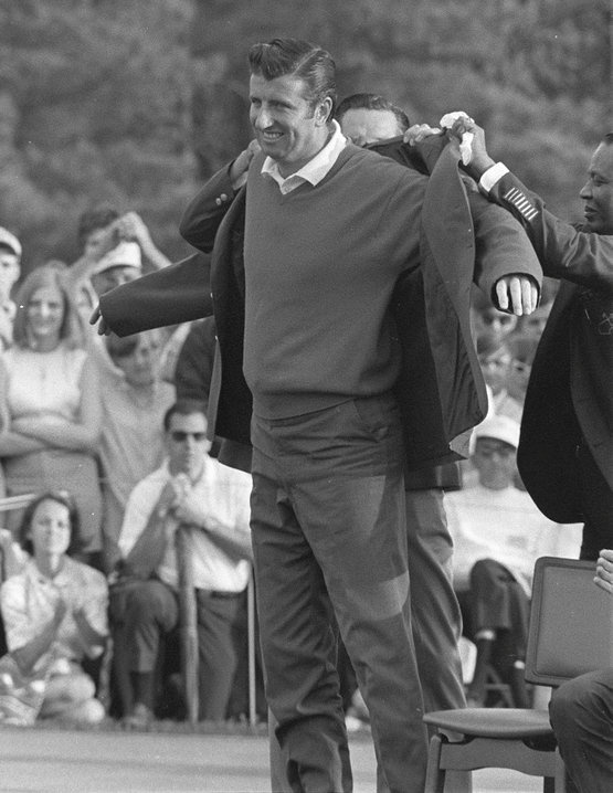 1969: George Archer tallest to win Masters