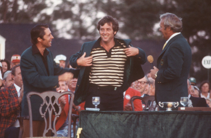 1979: Fuzzy Zoeller wins in first Masters try
