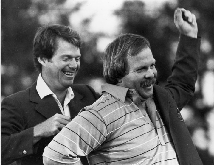 1982: Craig Stadler wins shortest Masters playoff